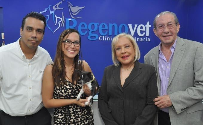 Regenovet, nuevo centro  para cuidar las mascotas
