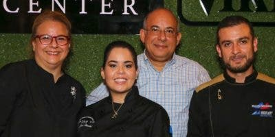 Angelly Varela, Anna Pimentel, Marcelino Varela y José  Antonio Merlo.