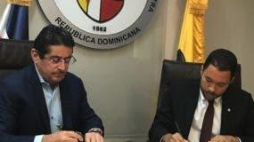 Jorge Féliz y Dariel Alejandro Suárez.