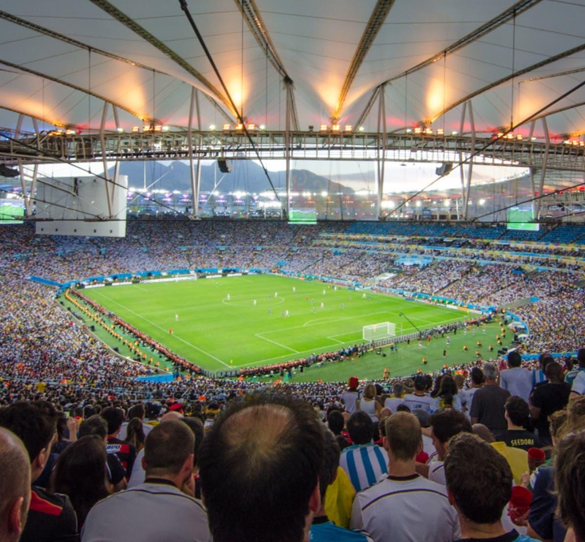 Los reportes señalan que el estadio del mundial de fútbol de brasil fue sobrevaluado.  Ap