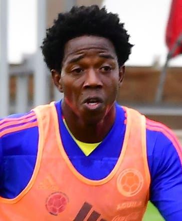 Carlos Sánchez, estelar jugador de Colombia.  AFP