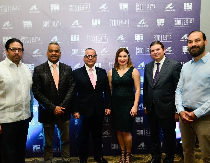 Rafael Cabrera, Joel Santos, Luis Manuel Pérez, Sheyly Viuque, Andrés Marranzini y Omar Cepeda.