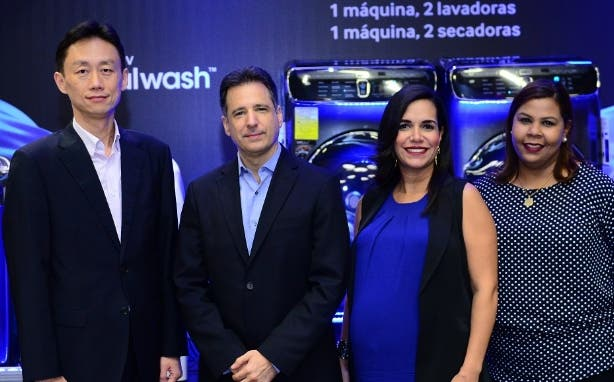 Fabiam Ghim, Lorenzo García, Diana González y Nikauly Martínez.