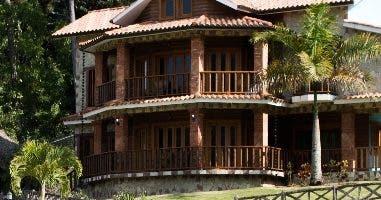 Rancho Las Guázaras cuenta con cinco villas.