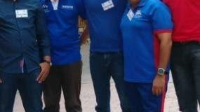 Ajedrecistas criollos que compiten en Jamaica.