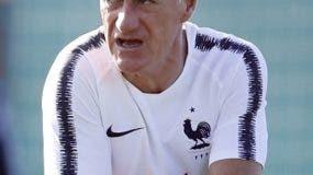 Didier Deschamps  con gran estrategia.
