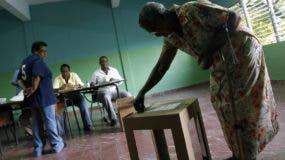 Los defensores y contrarios de primarias abiertas se enfrentan por dudas sobre fortalecimiento de democracia.  Archivo