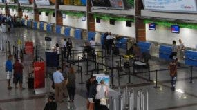 Aeropuerto Internacional de la Américas. Hoy/ Diogenes Tejada 08/02/2011