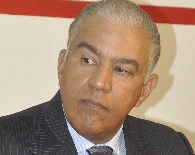Andrés Bautista García, expresidente del PRM. archivo