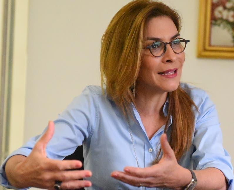 Carolina Mejía tiene el segundo cargo de importancia en PRM.