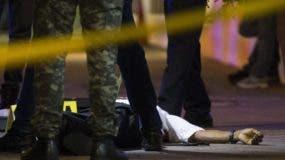 La mayoría de los crímenes se registran entre sábados y domingo.  Archivo
