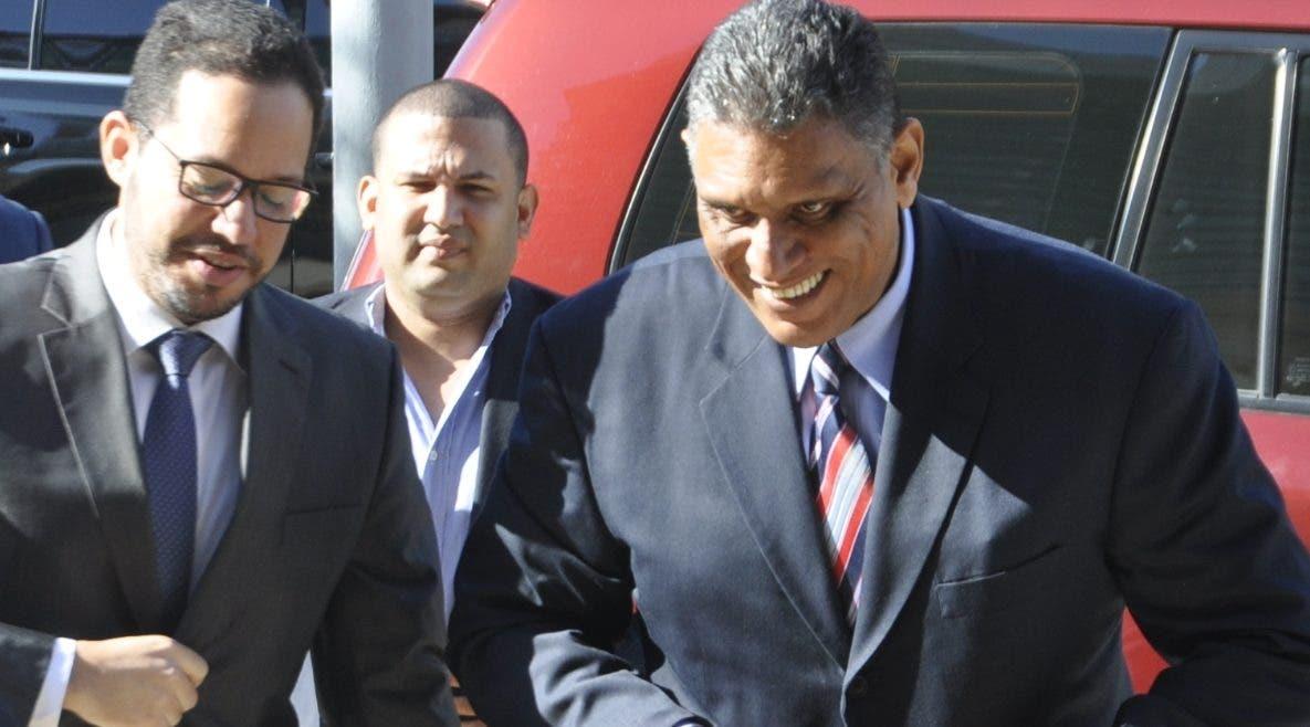 Jesús Vásquez fue senador  desde el año 1994 hasta 2010, presidió  2003-2004.  Archivo