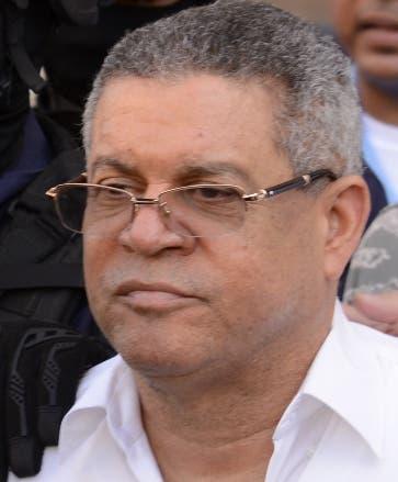 Roberto Rodríguez, exdirector de Inapa.  archivo