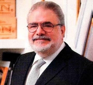 Doctor Manuel Morales Lama, rector del Inesdyc.