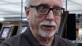 Joseph Charles,  vicepresidente   de joyeros. ELIZER TAPIA