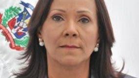 Diputada Ana Mercedes Rodríguez