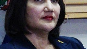 Ellen Lisa Hilario, presidenta de Sociedad de Nefrología.