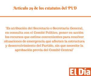 articulo-34-y-29-del-comite-politico-del-pld