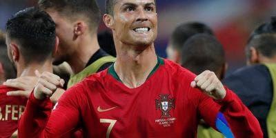 Cristiano Ronaldo. (AP Photo/Francisco Seco)