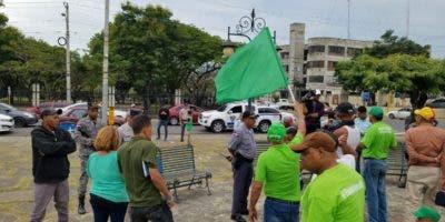 Foto tomada de la cuenta de Twitter de la periodista Altagracia Salazar @altagraciasa