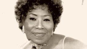 Xiomara Alfaro falleció a sus 88 años,