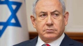 Benjamin Netanyahu defiende intereses en Siria.