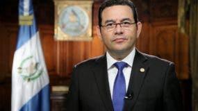 Danilo Medina envía carta  a Jimmy Morales.