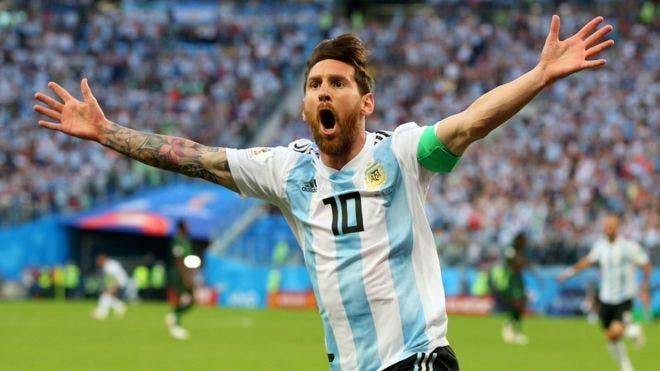 Messi lo grita con el alma: Â¡GOOOOOOOOOL!