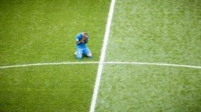 La reacción emocional de Neymar al final del juego de Costa Rica no cosechó mucha simpatía.