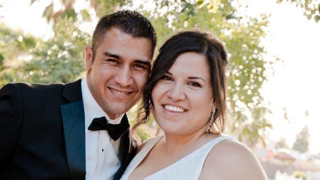 La pareja llevaba cinco años juntos cuando él se olvidó de quién era ella.