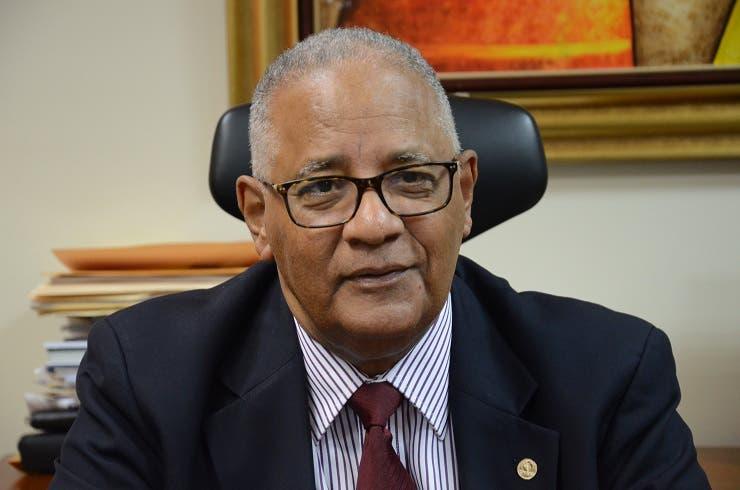 Rafael Pérez Modesto, gerente del CNSS.  archivo