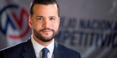 Rafael Paz, director  Consejo Ejecutivo de Competitividad.