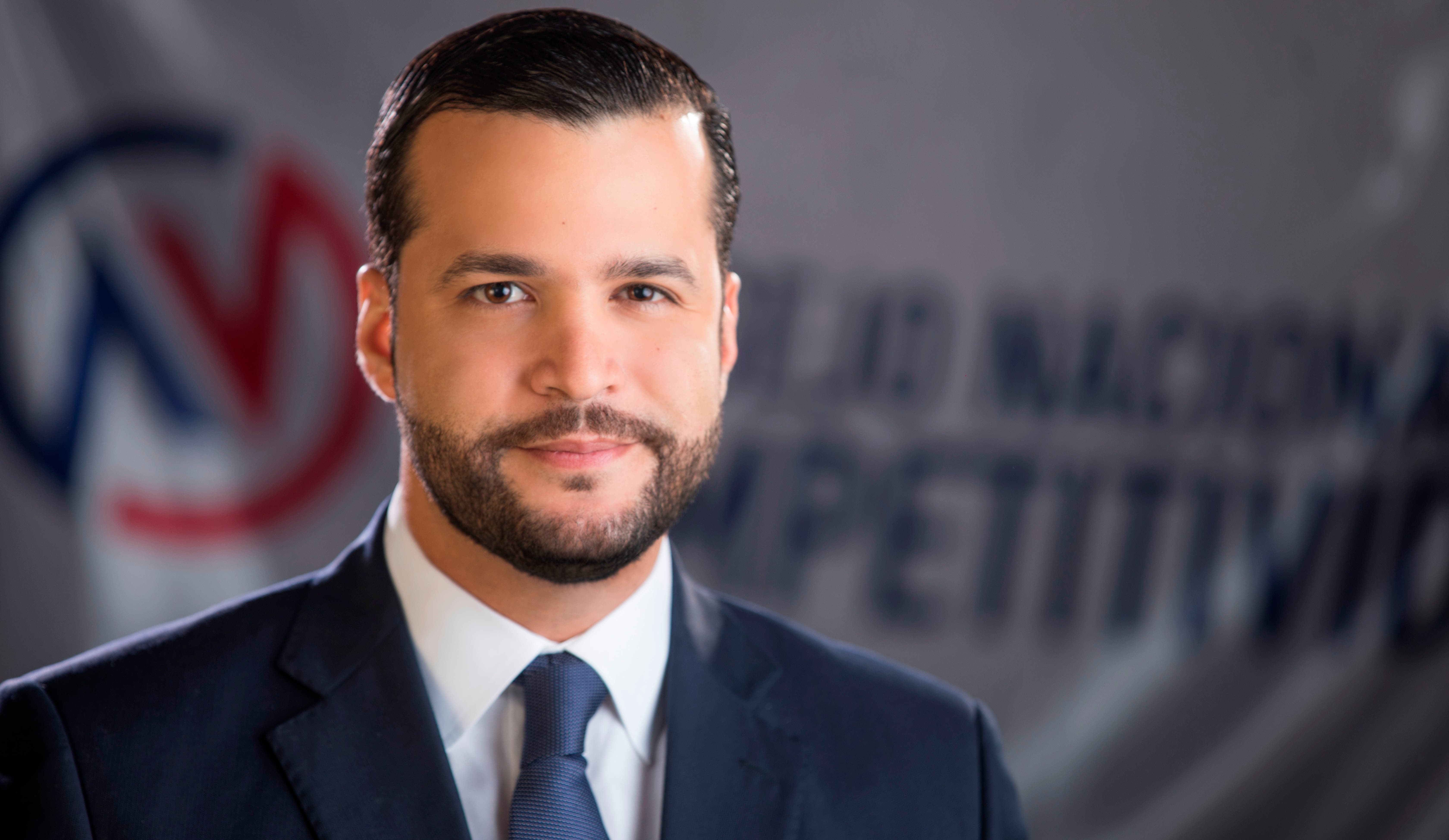 Rafael Paz, director de Competitividad. JOSÉ DE LEÓN