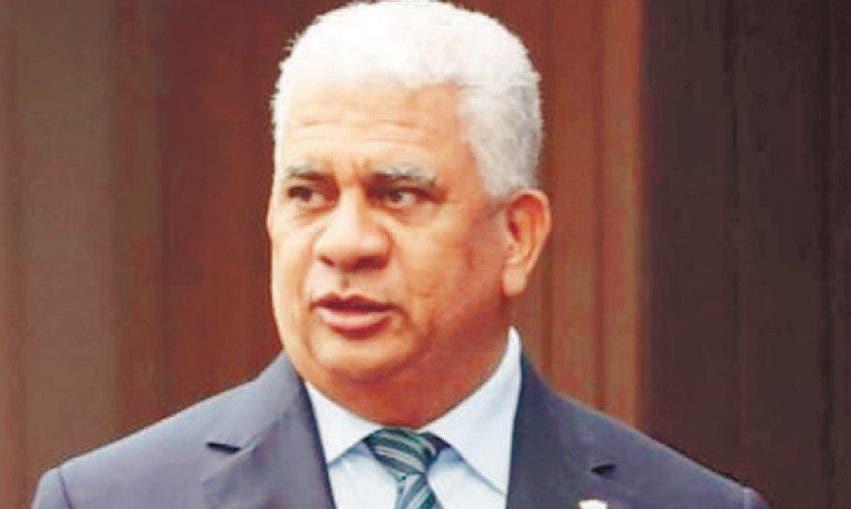 Ricardo de los Santos.