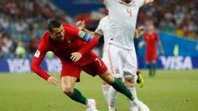 Cristiano Ronaldo le marcó a España tantos goles como había logrado en los tres Mundiales anteriores en los que participó.