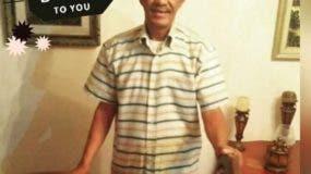 Foto de archivo de Carmilo Amaro Polanco (Carmelo), quien fue ultimado de varios disparos la mañana de este lunes.