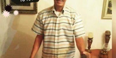 Carmelo Amaro fue ultimado de varios disparos la mañana de este lunes.