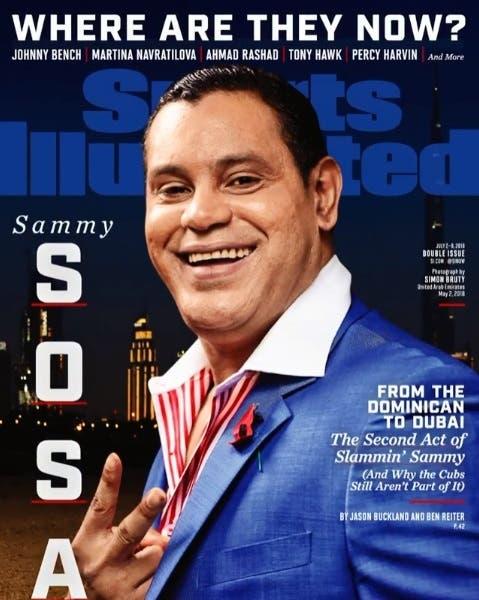 Sammy Sosa extraña el béisbol, se da la buena vida y atiende sus negocios
