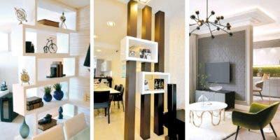 El mercado ofrece distintos modelos, colores, formas y diseño al momento de complementar la decoración de interiores.