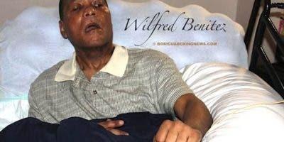 Después de unos días en el hospital noruego americano tras su llegada a Chicago, Benítez, de 59 años de edad, se encuentra ahora en una casa particular en el barrio puertorriqueño de Humboldt Park bajo el cuidado de su hermana Yvonne Benítez, un doctor y otros familiares.