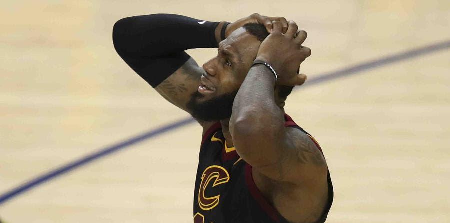 """LeBron James: """"Las cosas han ido en mi contra desde que tenía cinco años»"""