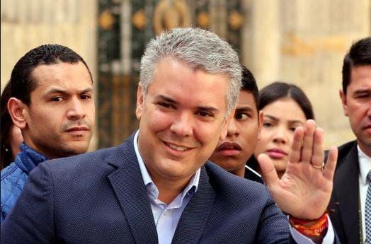 Resultado de imagen para ELECCIONES COLOMBIA 2018: IVÁN DUQUE ES EL NUEVO PRESIDENTE