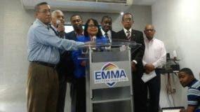 Emma Polanco habló tras ser declarada ganadora por la Comisión Electoral.