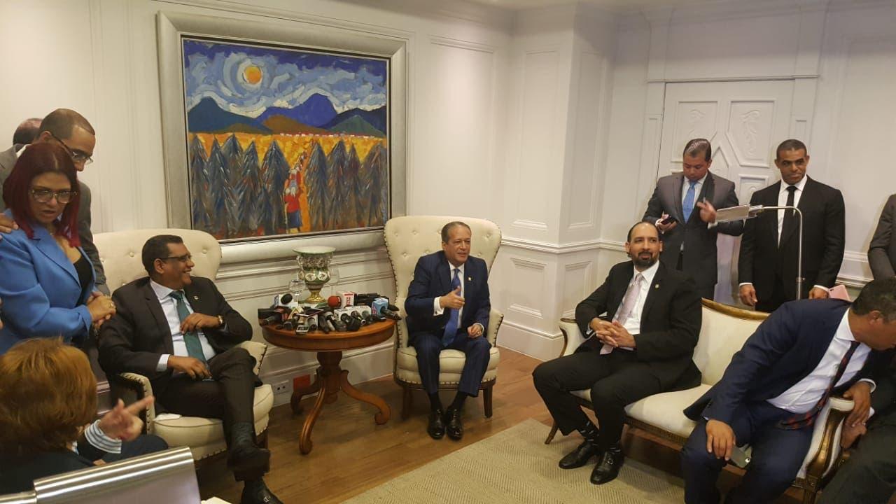 Fracasa diálogo que busca consenso para aprobación Ley de Partidos