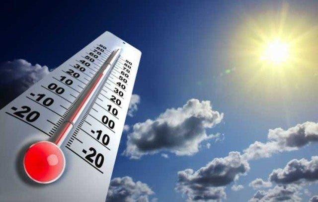 Resultado de imagen para Aguaceros y temperaturas calurosas en santo domingo