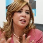 Sergia de  Selimán, dirigente del PRSC.