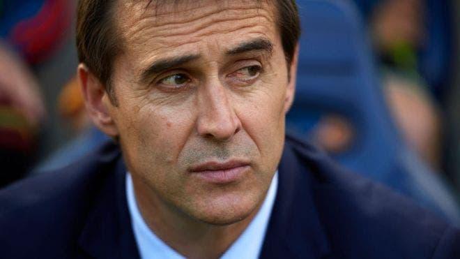 Lopetegui ocupó el cargo de técnico de España algo menos de dos años. BBC.