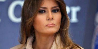Melania Trump llamó a demócratas y republicanos a unirse para lograr una reforma migratoria.