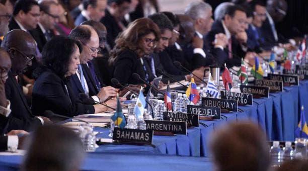 Este martes es el último día de la 48ª asamblea ordinaria de la OEA, la cita anual más importante del organismo, que reúne a los cancilleres de los Estados miembros.
