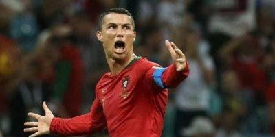 Cristiano Ronaldo  fue el único que mantuvo el compromiso a la altura del torneo